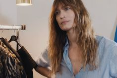 Caroline de Maigret kicks off Inside the Wardrobe French Edition, where we discover the secrets of her French style.