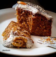 Pınar's Desserts: Haşhaşlı Havuçlu Kek
