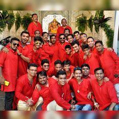 New pin for Ganpati Festival 2015 is created by by devangraj_95 with #LatePost #MenInRed #Traditional #United #Togetherness #GaneshFestival #AagmanSohla #Celebrating90Years #NikonD90 #FeelingHappy #GodBless #GanpatiBappa #GanpatiBlessings #ReachedAMilestone