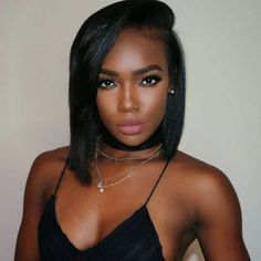 17 ideas makeup looks dark skin black women hair colors Dark Skin Makeup, Hair Makeup, Prom Makeup, Makeup Hairstyle, Hairstyle Ideas, Wedding Makeup, Black Makeup, Bob Hairstyle, Natural Makeup