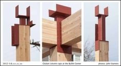 heavy timber framing details - Google Search