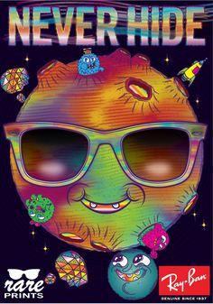 RAY BAN NEVER HIDE. Gafas De Sol ... f6892b6dc526