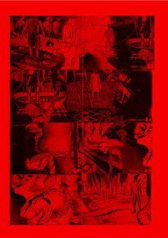 An indie comics from Abdoel Semute. Very intriguing art works. Indie, Comics, Movie Posters, Painting, Art, Art Background, Film Poster, Painting Art, Kunst