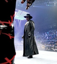 Ungezeigte Fotos vom Undertaker, Teil 2: Fotos