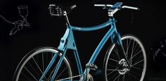 Концепт Smart Bike от Samsung