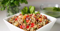 Forks Over Knives Quinoa Salad Recipe