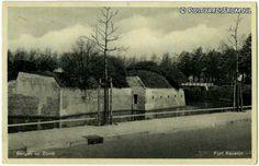 Bergen op Zoom, Fort Ravelijn