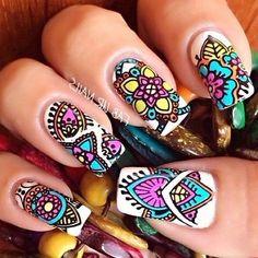 10 Ideas de Decoración de Uñas de Pies que debes Usar #mandalasuñas #mandalasuñasdecoradas #mandalasuñaspies #mandalasuñaspasoapaso #mandalasuñascortas Nail Inspo, Turquoise, Nails, Nailed It, Glue On Nails, Feet Nails, Short Nails, Nail Designs, Finger Nails