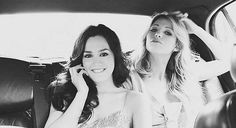 ~blake lively and leighton meester~