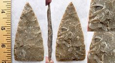 Ancient Native American Indian Artifacts, Relics and Arrowheads - Flint Tools Page 1