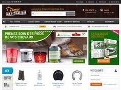 France Industrie Maréchalerie (FIM) met au service des maréchaux-ferrants sa plateforme en ligne où l'on peut retrouver l'intégralité du catalogue de l'entreprise.