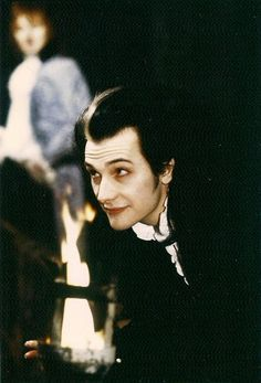 I'm just going to sit here and stare at the screen for a bit, okay? Dave Vanian in the Grimly Fiendish video. Vianoirish-nightmare.