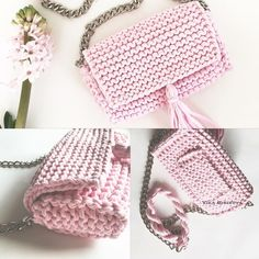 Have a difficulty finding a phone case? If that's you, you can consider making a fancy crochet phone case with Crochet Wallet, Crochet Phone Cases, Crochet Clutch, Crochet Fabric, Fabric Yarn, Crochet Handbags, Crochet Purses, Filet Crochet, Diy Crochet