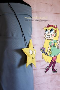 Star Butterfly's Demo Bag Star vs. the Forces by MALINAboutique
