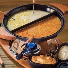 Duo de fondues à l'indonésienne - Recettes - Cuisine et nutrition - Pratico Pratique