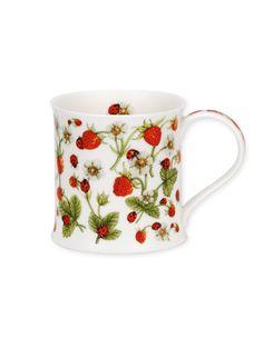 Becher 'Strawberries & Ladybirds'