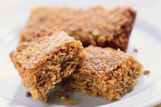Flapjacks. Possibly One Of The Yummiest Things Ever.