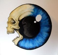 THis is so original and trippy.   Too bad I'm not a Skull kind of girl
