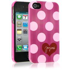 Cellairis Gorgeous Case for Apple iPhone 4/4S - Heart Throb
