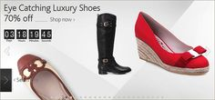 [ LUXURY SHOES ] Ready for fall, luxury shoes. Includes Salvatore Ferragamo, Ash, Tory Burch, Prada, and Bally. http://clubvenit.com/deal/1429