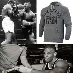 Happy birthday, Iron Mike! Get this Roots of Fight Tyson Brooklyn's Own French Terry Pullover at -> http://store.titleboxing.com/roots-of-fight-tyson-brooklyns-own-french-terry-pullover.html