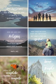 20+ free printable and shareable quotes from the April session of LDS General Conference
