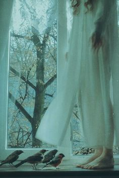 Coyote Atelier photography inspiration: Laura Makabresku.