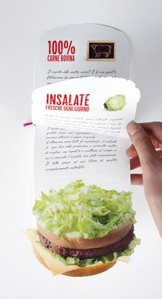 quality matters by Francesca Scalon, via Behance