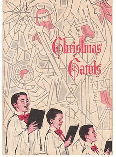 Christmas Carols 1960 John Hancock Insurance Vintage Song Booklet Music Book ( I still have mine somewhere )