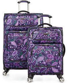 CLOSEOUT! Ricardo Mar Vista Spinner Luggage - Sale & Closeout - luggage & backpacks - Macy's