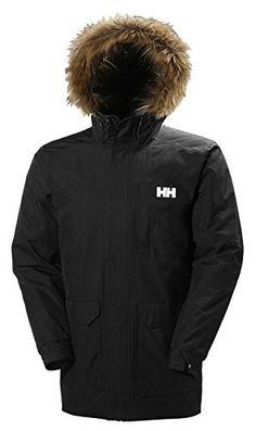 Helly Hansen Dubliner parka varias tallas desde 108,90 €  Disponible a este #preciazo en varias tallas, sobre todo para los más delgados, que mejor que con esta ola de frio equiparse con un #abrigo de la prestigiosa marca #HellyHansen, especialistas en ropa de #abrigo.   #frio #moda #chollos #oladefrio #ofertas