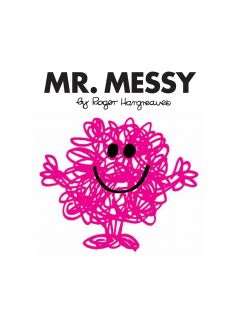 Mr. Men & little Miss. This one os me ;)