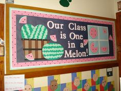 back to school bulletin boards | AW: My bulletin boards