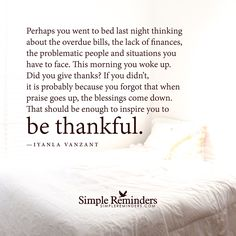 Send praise and be thankful by Iyanla Vanzant Thankful Quotes, Gratitude Quotes, Positive Quotes, Woman Quotes, Life Quotes, Bubble Quotes, Iyanla Vanzant, Be My Teacher, Lessons Learned In Life