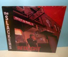 the SLACKERS redlight LP Record SEALED vinyl