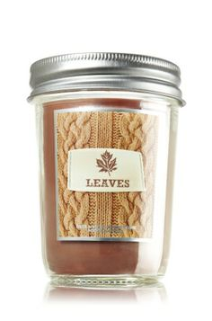 Bath & Bodyworks Sweater-Weather Scents, and this is my favorite! I'm gonna go buy one tomorrow!