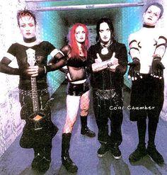 Coal Chamber Band 1999 Poster 22x34