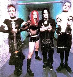 Played this non stop through my teens and even now. Coal Chamber