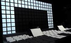 AntiVJ Audio Visual Installation Called Pieces | mutantspace