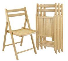 Alquiler de mobiliario plegable