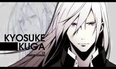 KYOSUKE KUGA. Very little is known of him. He use to be apart of the stride team and he was a relationer (a relationer is the person who completes the ...