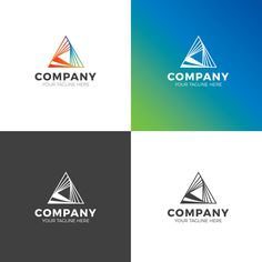 The creative corporate logo design template is in EPS file format, created with Adobe Illustrator. The logo template is ideal for corporate companies and personal Letterhead Template, Brochure Template, Graphic Design Templates, Logo Templates, Creative Logo, Alliance Logo, Communication Process, Corporate Logo Design, Building Logo