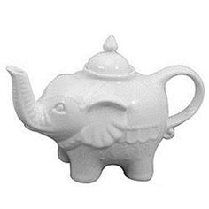 elephant teapot ... 2 of these