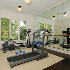 work out room ideas on pinterest contemporary homes gym