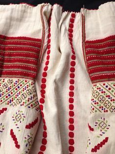 Ukraine, from Iryna Folk Costume, Costumes, Types Of Stitches, Folk Embroidery, My Heritage, Alter, Ukraine, Cross Stitch, Sewing