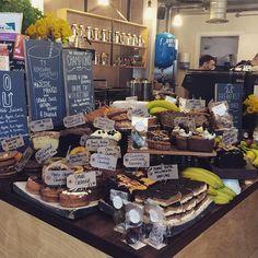 Timberyard cafe . @Peppyhere
