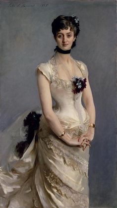 Painter John Singer Sargent If I could own five pieces of fine art a Sargent painting would be one!