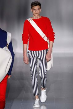 Gucci Spring 2015 Menswear - Collection - Gallery - Style.com