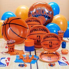 Basketball Favor Ideas | Home » New York Knicks NBA Basketball Party Supplies