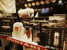 BAROCOOK_FLAMELESS_COOKER in the 2015 Outdoor Retailer Show Winter